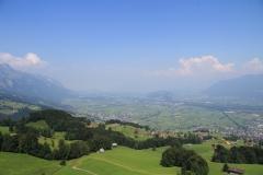 Grabs. Rheintal