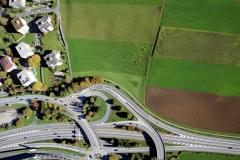 Autobahnausfahrt Spiez