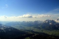 Toggenburg und Säntis