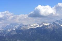 Blick nach Liechtenstein