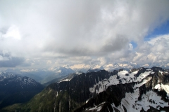 Richtung Oberalppass, Andermatt