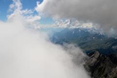 Oberhalb Montana