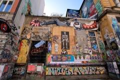 Graffiti. Schanzenviertel