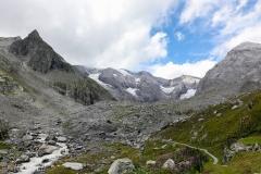 Piz Tgietschen, Gliemsstöckli, Bündner Tödi & Putegliasgletscher