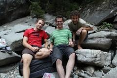 Amon, Patrick & Jonas