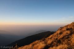 Blick Richtung Pokhara