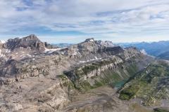 Grossstrubel, Steghorn und Lämmerenhütte