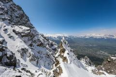Winterwanderung beim Fürstenstein