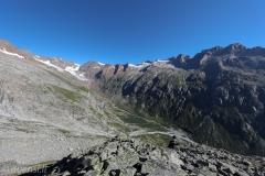 Chelenalptal mit Chelengletscher & Gwächtenhorn
